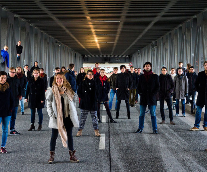 ensemble reflektor (Foto: Heide Benser)
